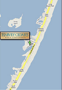 Harvey Cedars, Long Beach Island