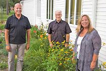 Robert & Joyce Hayes, Bill Welte
